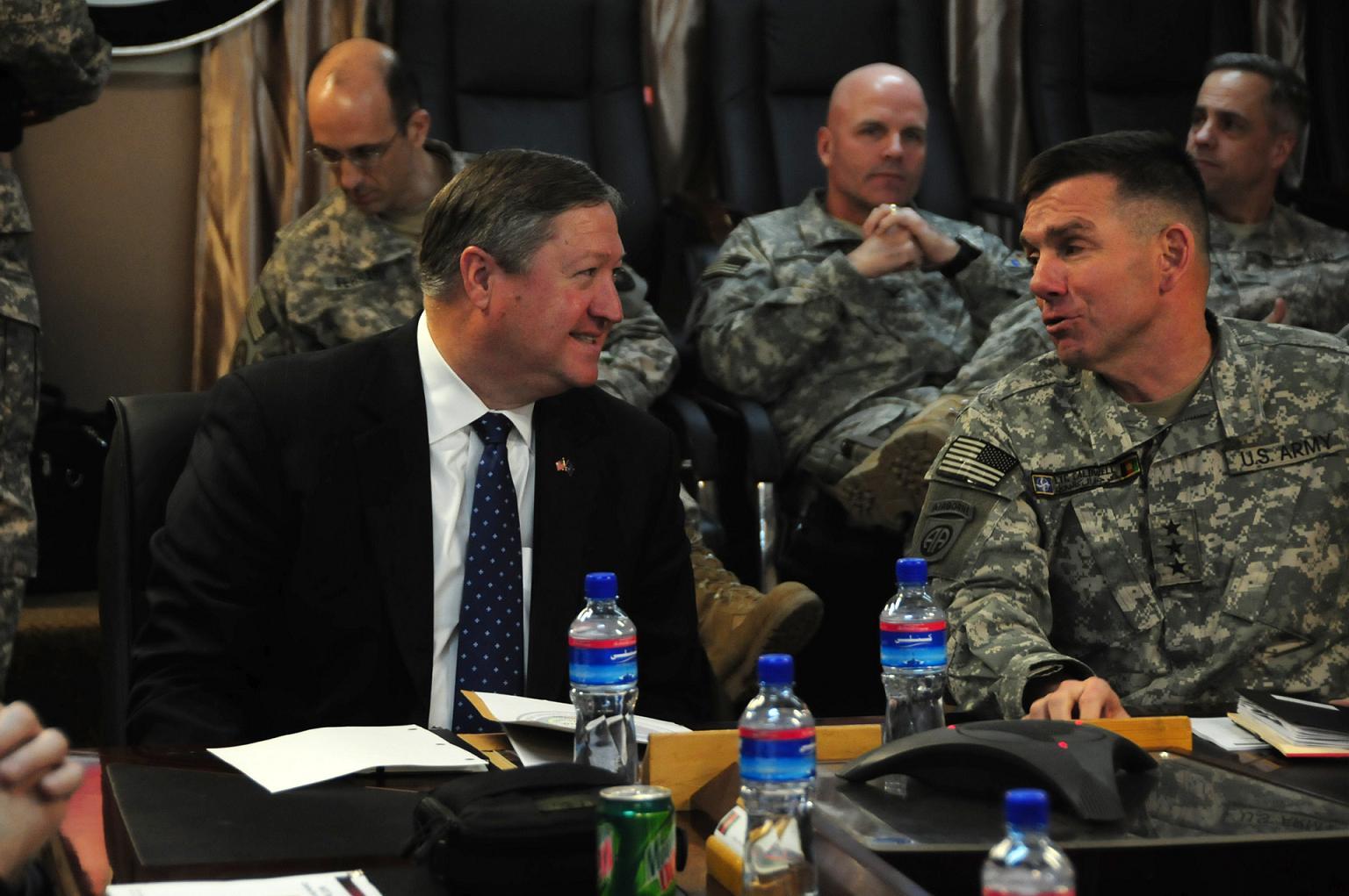 Afghanistan: comment un général américain a utilisé les opérations psychologiques contre des parlementaires