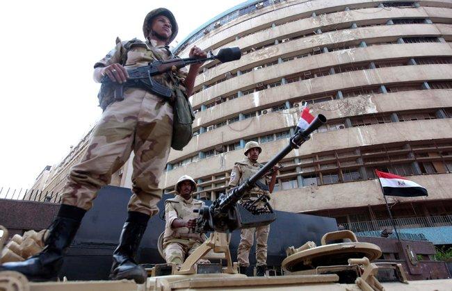 Egypte: il était une fois, un coup d'état qui n'en était pas un