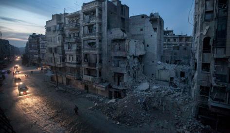 Syrie: quand le diplomate regrette le journaliste