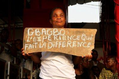 gbagbo power