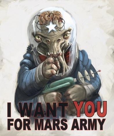 mars army