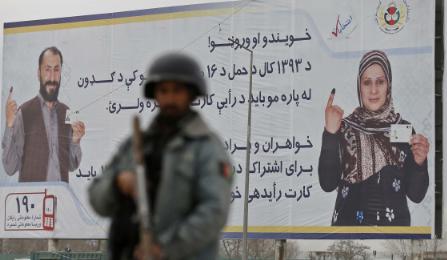 Présidentielle afghane, les psyops de l'ISAF