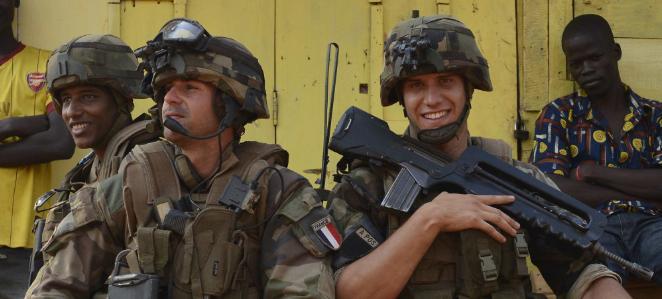 Mali, RCA, la communication opérationnelle dans le temps court