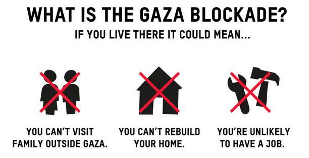 Oxfam utilise les armes d'Israël pour défendre Gaza