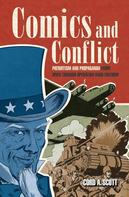 comics and conflict cover