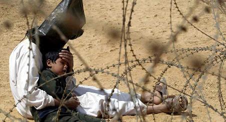 Le prisonnier, message et messager de guerre
