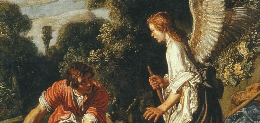 L'archange Raphaël au service du renseignement militaire