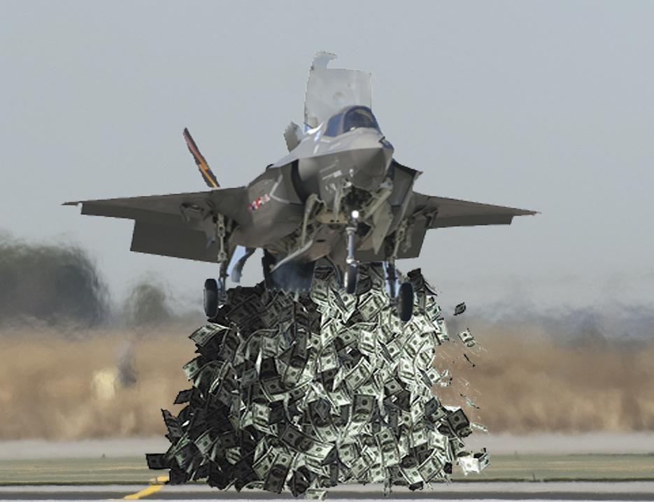 Le F-35, une influence des plus opaques