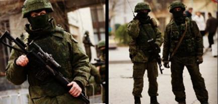 Fous ta cagoule, les Ukrainiens auront les boules