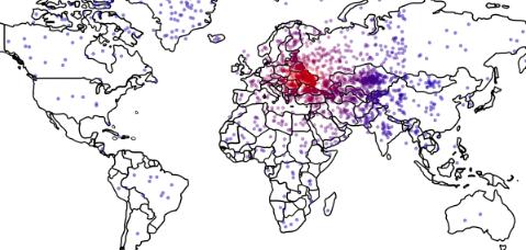 Moins les Américains savent où est l'Ukraine, plus ils veulent intervenir