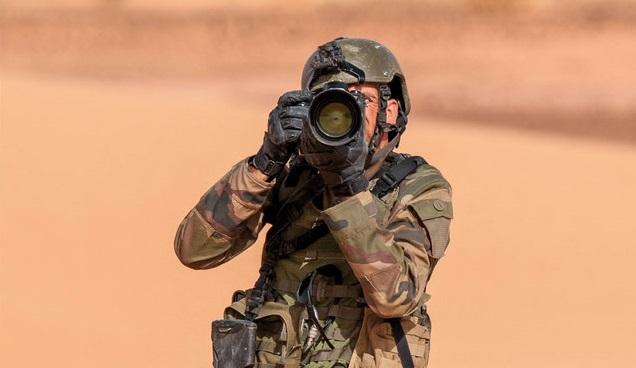 Journal d'un reporter militaire