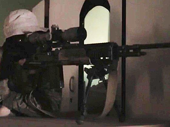 Le Mk14 EBR, fusil américano-djihadiste